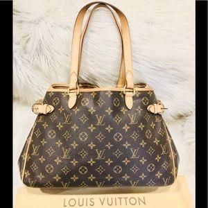Authentic Louis Vuitton Batignolles #8.3V